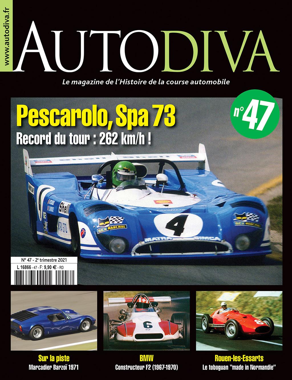 Autodiva magazine N 47